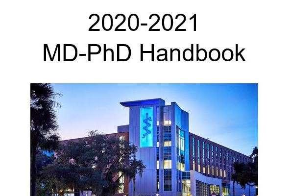 MD-PhD Handbook